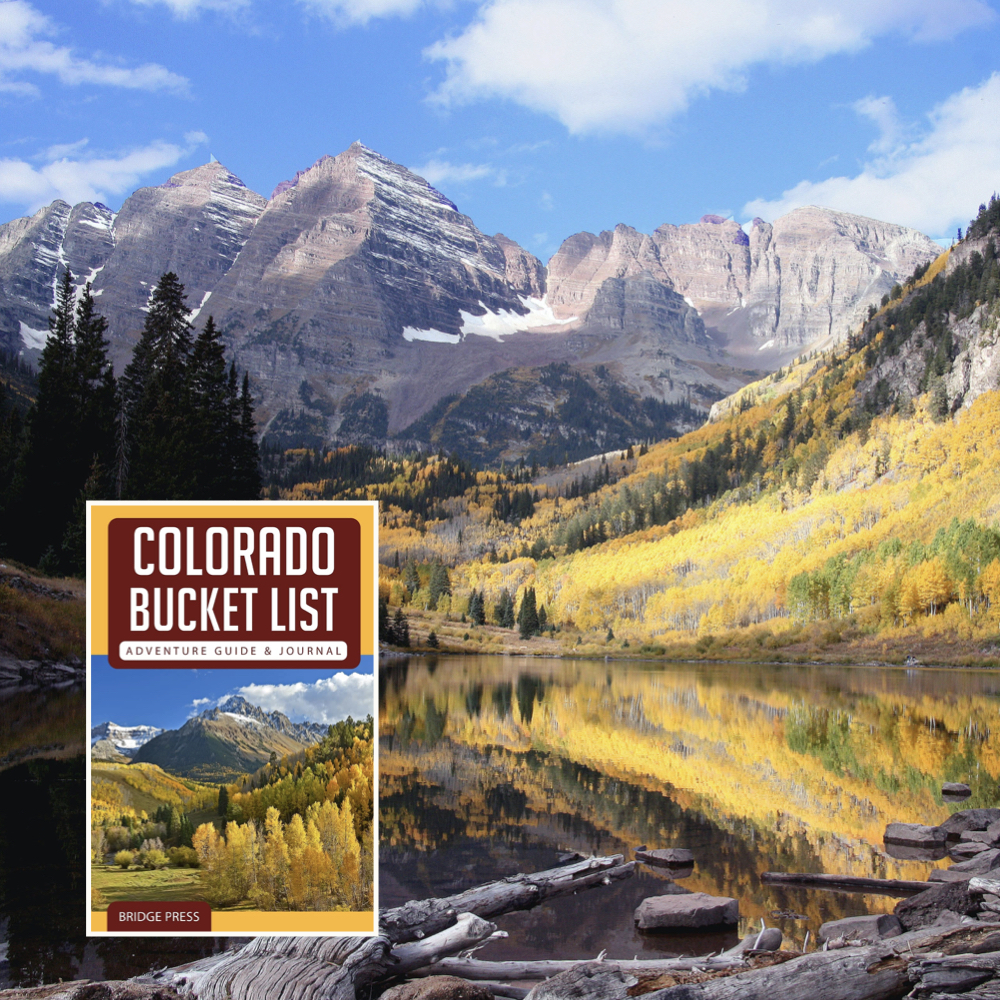 CO Bucket List Book